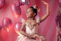 Derrochando belleza desde pequeña: Eliangel Andrade representará a Venezuela en el Mini Mundo Latina USA