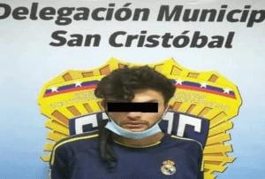 """Le prendió fuego a una persona sin hogar en Táchira por """"mirar mal"""" a su hermana"""