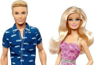 Los actores que podrían interpretar a Barbie y Ken en la pantalla grande
