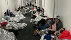 Tens of thousands of Brazilians and Venezuelans illegally cross US-México border