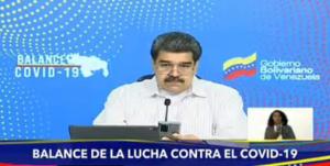 """""""Estamos un pelo rezagado"""" El """"regaño"""" de Maduro a Delcy Eloína en vivo por no cumplir sus metas (VIDEO)"""