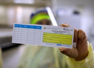 Maduro se dio cuenta que va lento el proceso de vacunación en el país