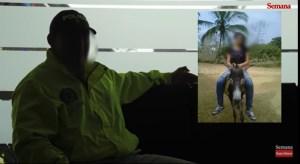 """""""De 18 años ya eran viejas"""": La infame explotación sexual de niñas que perpetró alias """"Otoniel"""" (Video)"""