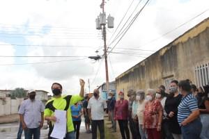 Familias de El Tigre piden ser escuchadas: Tienen cuatro años reclamando por el colapso de un transformador