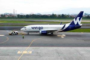 Avión de Wingo presentó fallas y aterrizó de emergencia en Rionegro, Colombia