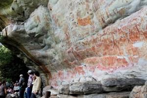 Arte rupestre, una ventana al pasado para conocer a Colombia