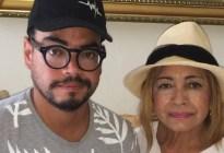 El animador venezolano Osman Aray, anunció el fallecimiento de su madre