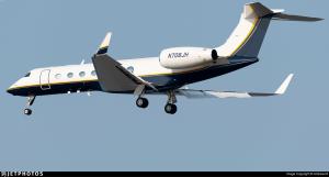 Avión del Departamento de Justicia despegó de Cabo Verde con Alex Saab a bordo
